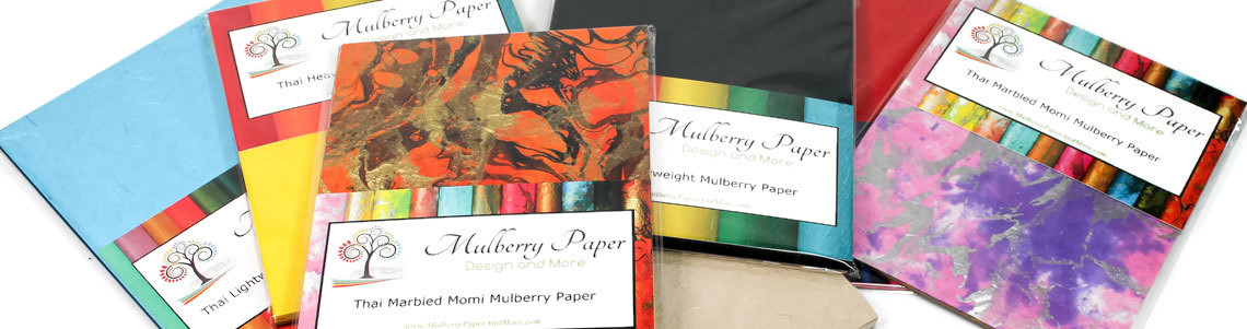Mulberry Paper Packs