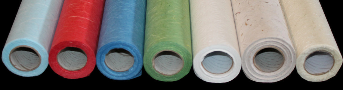 Mulberry Paper Rolls
