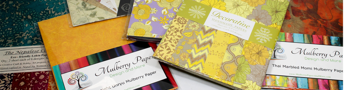 Coordinating Paper Packs