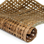 Mexican Amate Bark Weave Paper - BROWN