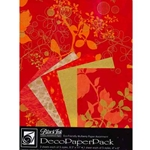 RED CHINABERRY DecoPaper Pack