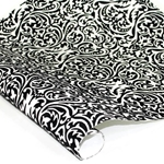 Indian Cotton Rag Paper - KASMIR - BLACK/WHITE