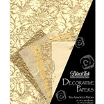 GOLDEN GLOW Paper Pack (10 pieces)
