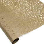 Japanese Ogura Lace Paper - RUSSET BROWN
