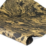Marbled Momi Paper - BLACK/GOLD