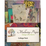 Mulberry Paper Scrap Pack (20-pieces)