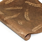 Nepalese Lokta Paper - Sun Washed Fern - ASH BROWN AND TAUPE