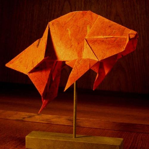 Banana Paper Origami