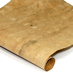 Mexican Amate Bark Paper - BUCKSKIN