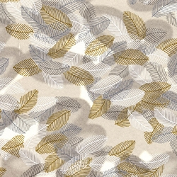 Metallic Gold and Silver Leaf Japanese Chiyogami Paper