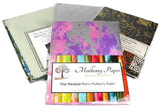 Color-Coordinating Paper Packs