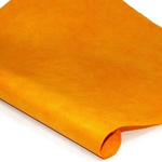Nepalese Lokta Paper - CADMIUM ORANGE