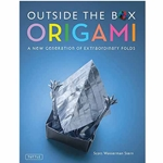 Outside The Box Origami Instruction Book by Scott Wasserman Stern