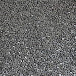 Indian Embossed Paper- PEBBLES - PEWTER