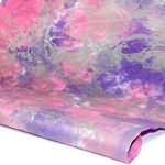 Marbled Momi Paper - PINK/PURPLE/SILVER