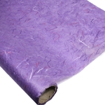 Thai Unryu/Mulberry Paper Roll - VIOLET