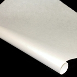 Metallic Mulberry Paper - WHITE PEARL