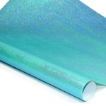 Iridescent Paper - ICE BLUE