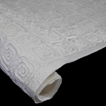 Thai Heavy Embossed Mulberry Paper - GREEK KEY