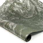 Marbled Nepalese Lokta Paper - SILVER/SLATE