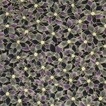 Japanese Chiyogami Yuzen Paper - PURPLE PASSION