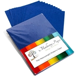 Heavyweight Mulberry Paper Pack - DARK BLUE