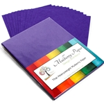 Heavyweight Mulberry Paper Pack - PURPLE