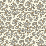 Decorative Italian Print Paper - TRADITIONAL SILVER AND GOLD