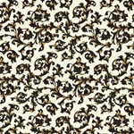 Decorative Italian Print Paper - TRADITIONAL BLACK AND GOLD