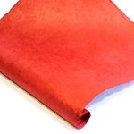 Heavy Weight Nepalese Lokta Paper - RED