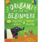 Origami for Beginners Book by Florence Temko