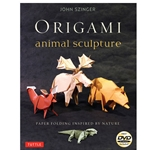 Origami Animal Sculpture Book by John Szinger
