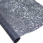 Japanese Ogura Lace Paper - NAVY BLUE