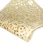 Amate Bark Paper - Circular Pattern - CREAM