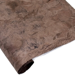 Amate Bark Paper - Solid Pattern - BROWN
