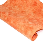 Amate Bark Paper - Solid Pattern - ORANGE