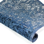 Amate Bark Paper - Lace - DARK BLUE