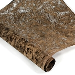 Amate Bark Paper - Lace - BROWN