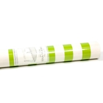 Paper Table Runner Roll - GREEN STRIPE-20 Inches x 25 Feet