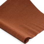 Italian Crepe Paper - SADDLE BROWN