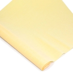 Italian Crepe Paper - FRENCH VANILLA YELLOW