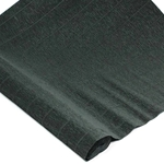 Italian Crepe Paper - MIDNIGHT BLACK