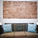 AMATE BARK PAPER WALL HANGING