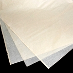 Mitsumata Tissue Washi Paper - NATURAL