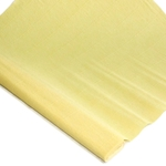 Lightweight Crepe Paper (100 GSM) - YELLOW