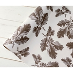 Paper Table Runner Roll - OAK LEAF and ACORNS-20 Inches x 25 Feet