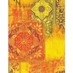 Decopatch Decoupage Paper - Mix - ORANGE/YELLOW