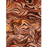 Decopatch Decoupage Paper - Funky Tiger - ORANGE/BROWN/BLACK