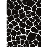 Decopatch Decoupage Paper - Spots - BLACK