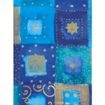 Decopatch Decoupage Paper - Patches - BLUE/SILVER
